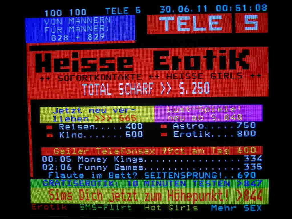 teletext, germany